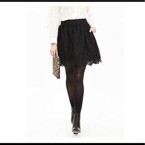 Banana Republic Heritage Lace Skirt NWT Skirt